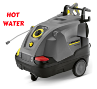 Karcher HDS 6/12 C HIGH PRESSURE CLEANER HDS 6/12 C Compact hot water high pressure cleaner with eco!efficiency mode and steam function