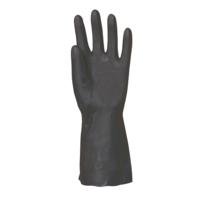 Flocked lined neoprene glove