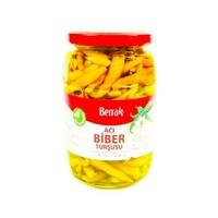 Hot Pepper Pickle (Aci Biber Tursu) Berrak750ml