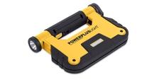 Powerplus Foldable Led Worklight 2-In-1 4.8W