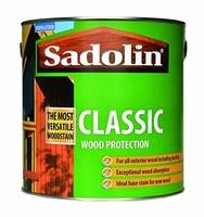 SADOLIN CLASSIC MAHOGANY 2.5LTR