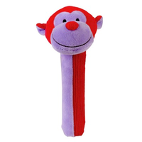Monkey Squeakaboo toy for babies