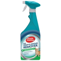 Simple Solution Stain + Odour Remover for Cats 750ml Spray x 1