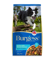 Burgess Dog Active 15kg [Zero VAT]
