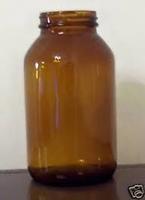 500ml Bottle Amb.Glass Black Cap/Pvdc-Bcp500A
