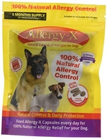 Allergy-X Capsules for Dogs 50g x 1