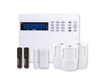 Texecom 64 Zone Self Contained Wireless Kit