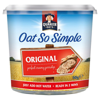 Oat so Simple Pots Original 8x50g