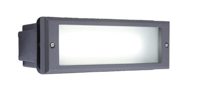 10W LED Recessed Wall Light 4000K