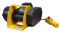 Verlinde MR Single Phase Electric Winches