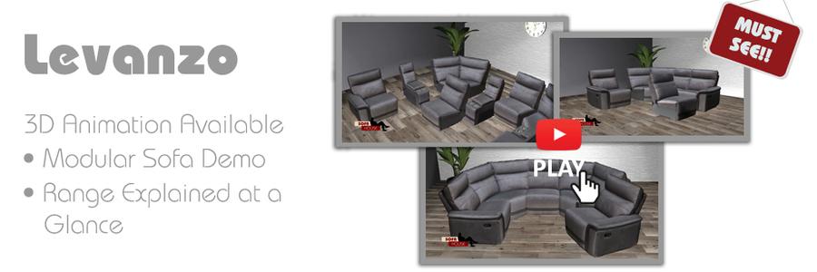 Levanzo Modular Sofa
