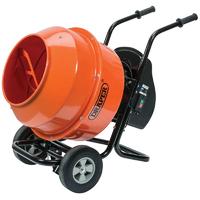 Draper 130L Cement Mixer 230V Electric