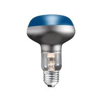 R63 40W Blue Reflector Lamp