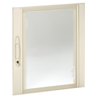 Prisma Plus Transparent  Door for 5 Row