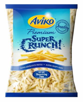 Supercrunch Julienne / Shoestring Fries