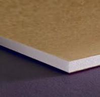 3mm Foam Core Board Plain Kraft / White