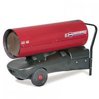 BIEMMEDUE GE46 Direct Diesel/Kerosene Space Heater