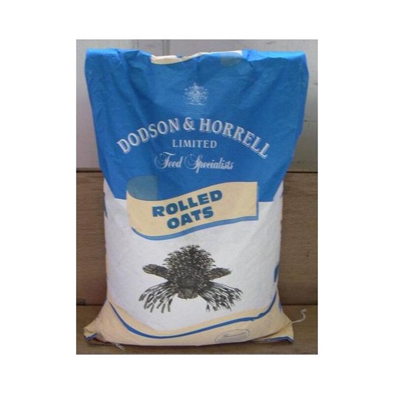 Dodson & Horrell English Rolled Oats 20kg