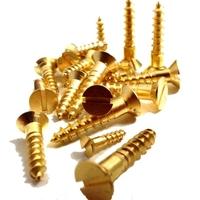 Synbrass/Brass Screws