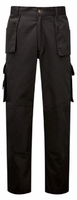 TuffStuff Pro Black Work Trousers W32 L32.5