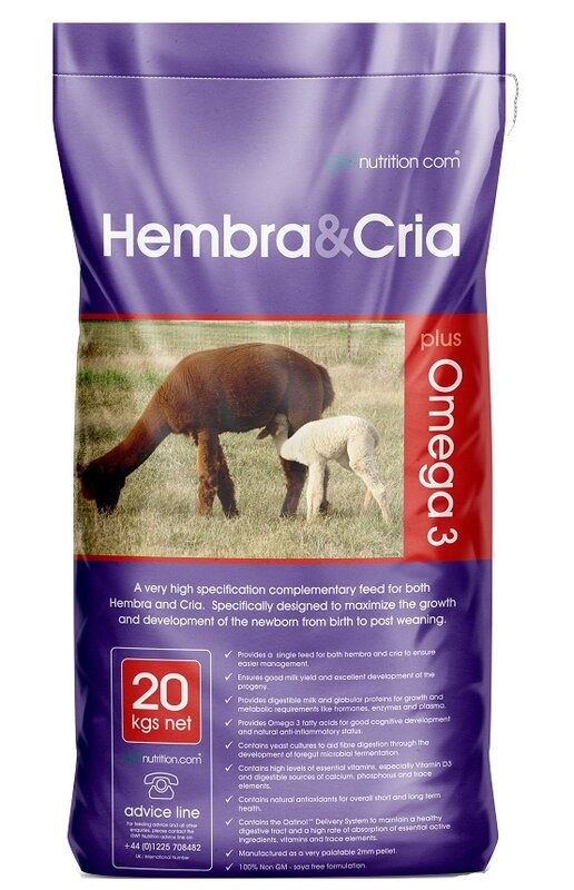 GWF Nutrition Hembra & Cria 20kg