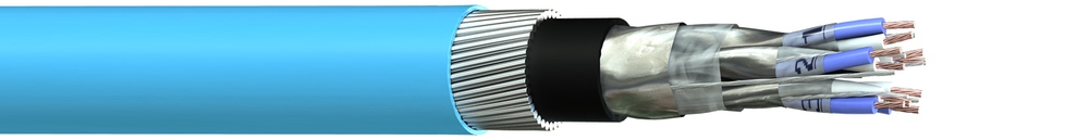 BS-5308/PAS-5308-Part-2-Type-2-Instrumentation-Cable-Individual-&-Collective-Screen-Armoured-PVC-Product-Image
