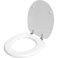 CELMAC PARAMOUNT WOODMOULD TOILET SEAT