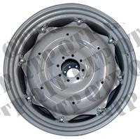 Wheel Rim Rear & Disc