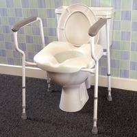 Homecraft Stirling Elite Toilet Frame