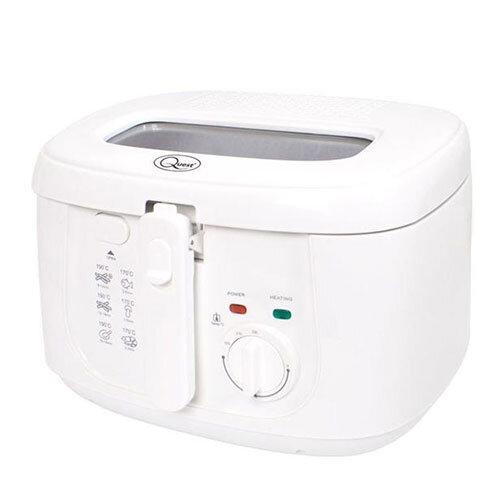Morphy Richards Essentials 2.5 Litre Deep Fat Fryer White | 980514 2
