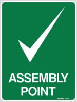 ASSEMBLY POINT-TICK