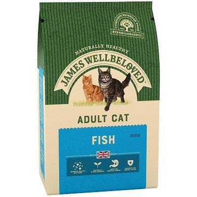 James Wellbeloved Adult Cat Fish 300g