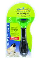 Furminator Short Hair Deshedding Tool for Small Dogs x 1