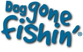 Dog Gone Fishin'