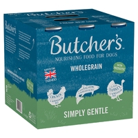 Butchers Cans Simply Gentle 390g x 18