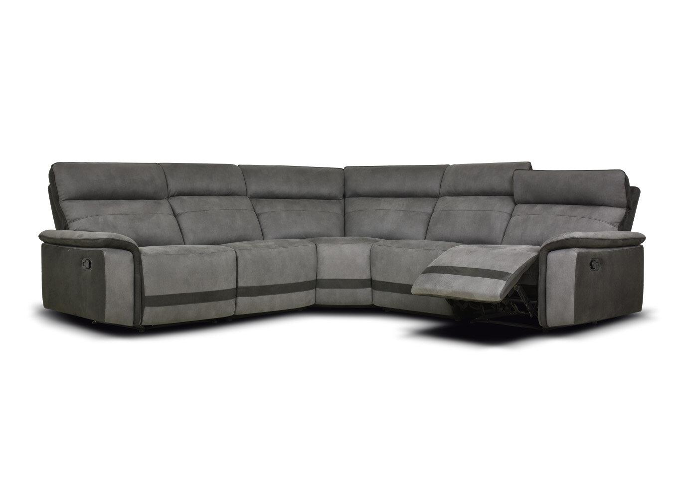 levanzo grey modular sofa 1