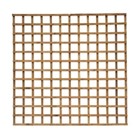 Trellis Dip Treated 1.83m(W) x 1.83m(H) Brown