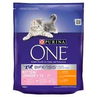 Purina One Kitten / Junior - Chicken & Whole Grains 800g x 1