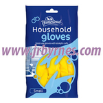 HS Household Rubber Glove Small x12 (Hstead)