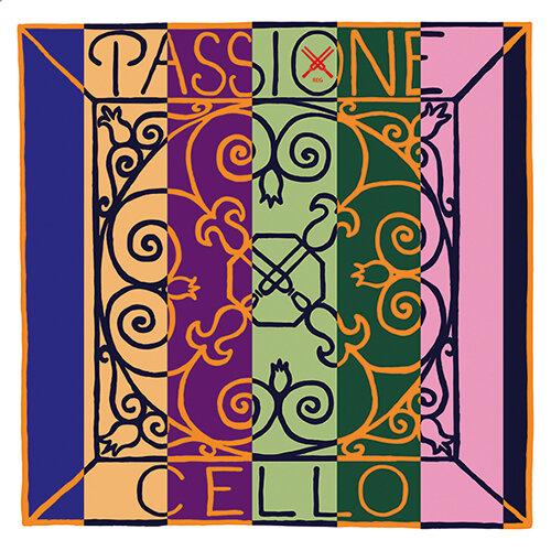 Pirastro Cello String Passione, C 4th tungsten