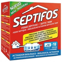 SEPTIFOS SEPTIC TANK BIOLOGICAL ACTIVATOR 18 SACHET