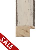 White Closed Grain