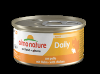 Almo Nature Daily Menu Cat Foil - Mousse with Chicken 85g x 24