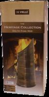 De Vielle  Heritage Celtic Collection Coal Hod Ant Brass Finish