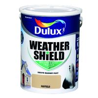 Dulux Weathershield Hayfield 5L
