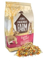 TFF Russel Rabbit Carrot with Timothy Hay 2.5kg [Zero VAT]