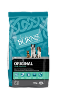 Burns Adult & Senior Dog - Fish & Brown Rice 15kg