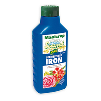 Maxicrop Plus Sequestered Iron 1lt