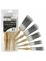 Harris 5pc Platinum Brush Set