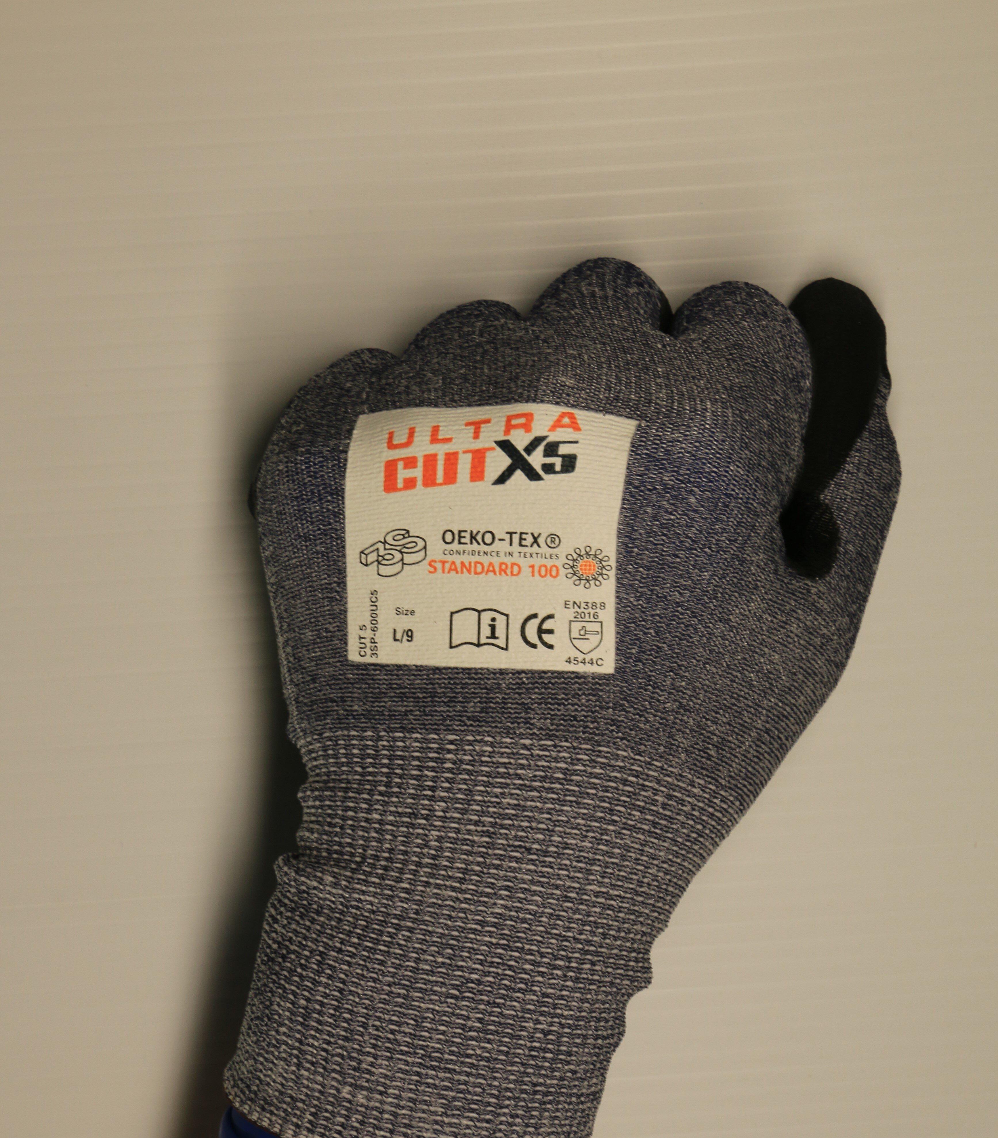 3SP600UC5 - Ultra Cut 5 Glove 15 gauge